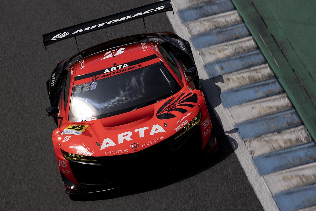 ARTA SUPER GT300 Rd.4